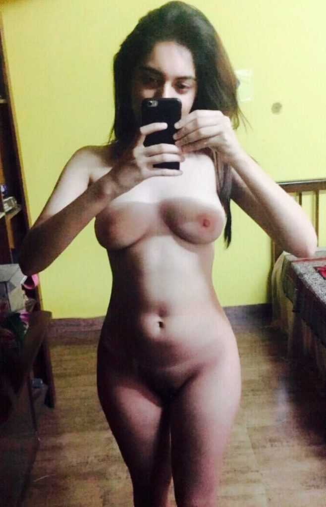 shiny metallic bikini