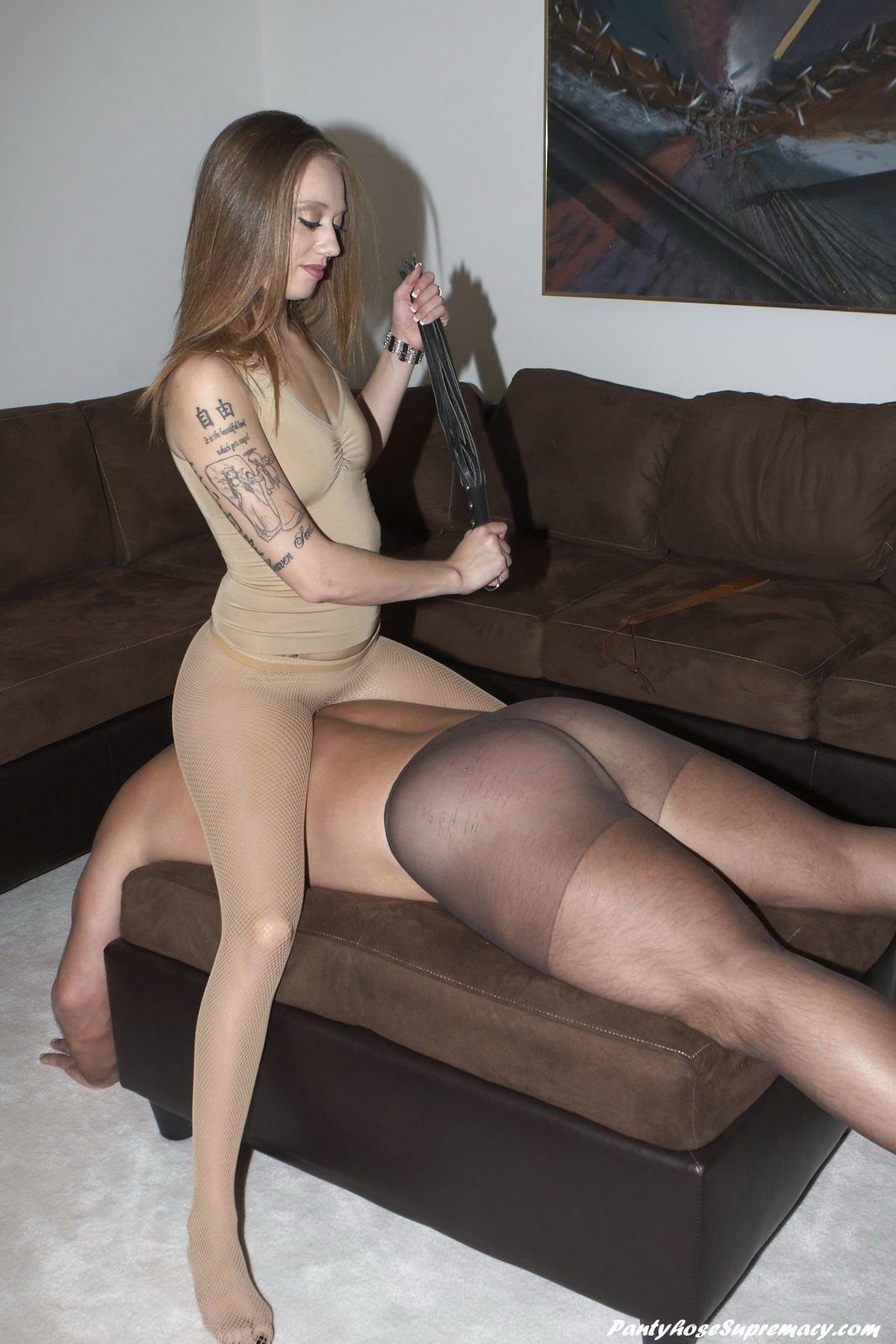 moms riding young cock on slutload