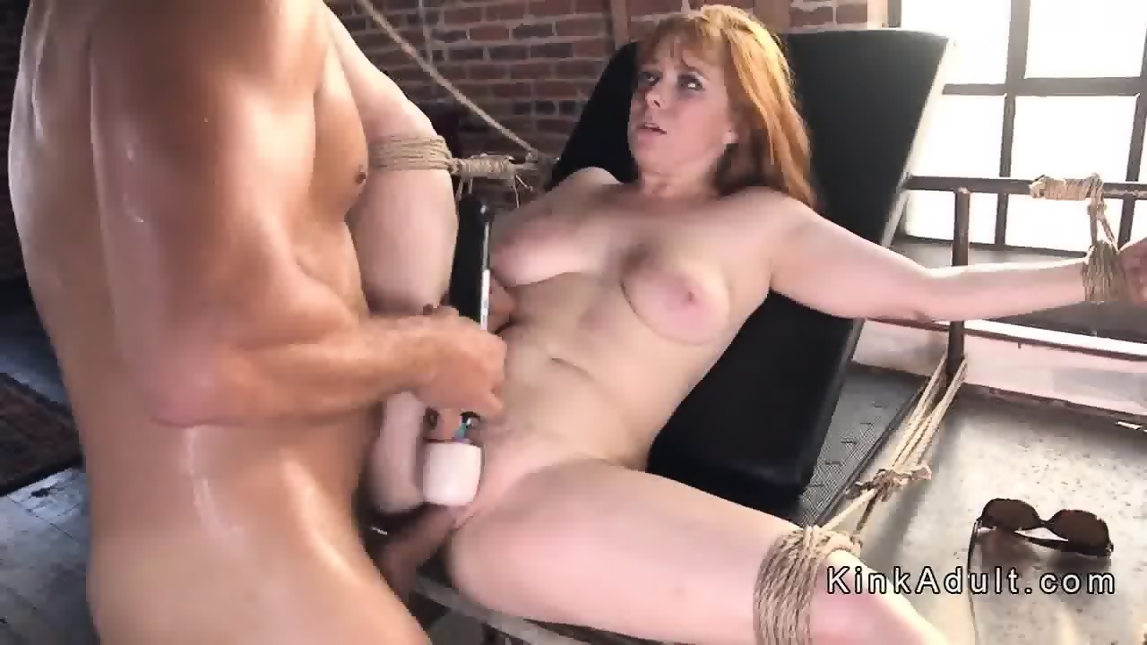 young busty threesome